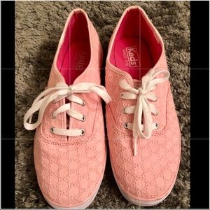 Women's Pink Keds Shoes Size 9